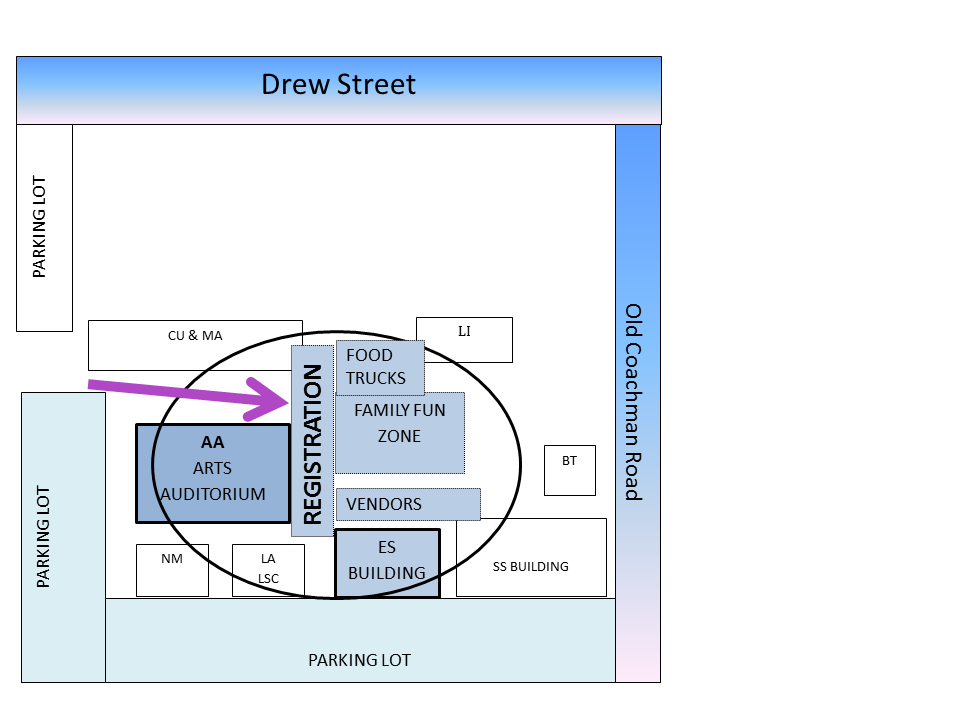 Spc Clearwater Campus Map PPEA Spring Convention & Used Book Sale   Pinellas Parent